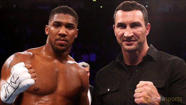 Anthony-Joshua-and-Wladimir-Klitschko-Boxing