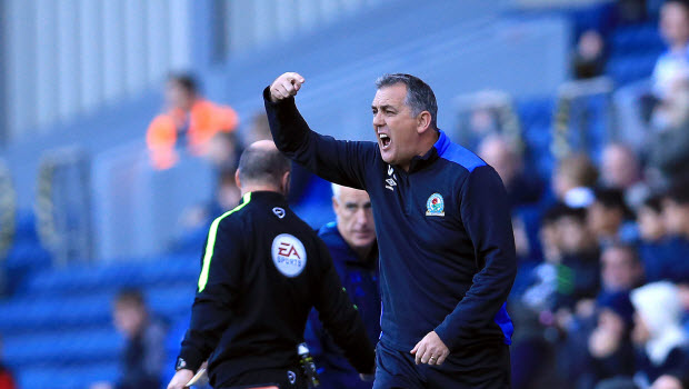 Blackburn Coyle takes responsibility for poor run