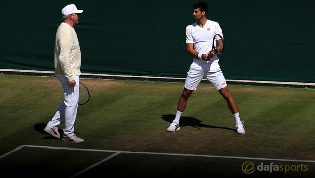 Boris-Becker-and-Novak-Djokovic-Tennis