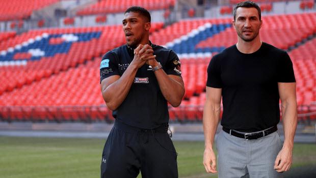 Boxing Joshua has no game plan for Klitschko bout