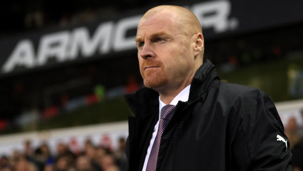 Burnley manager Sean Dyche Defour hunger pleases