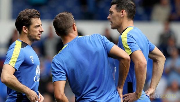 Everton-trio-Gareth-Barry,-Leighton-Baines-and-Mason-Holgate