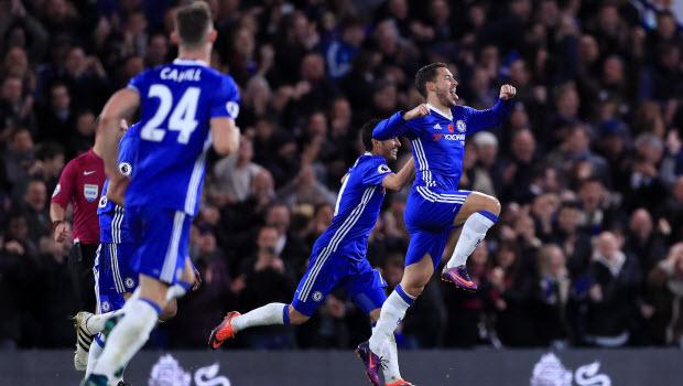 Hazard reveals Blues full of title desire