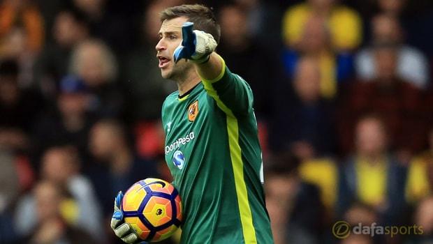 Hull-City-goalkeeper-David-Marshall