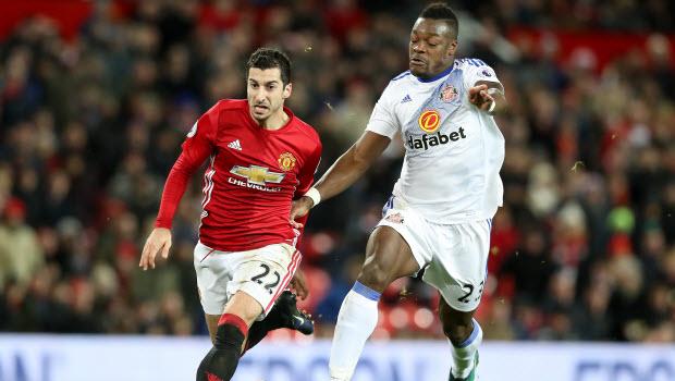 Man United Hard work paying dividends for Mkhitaryan