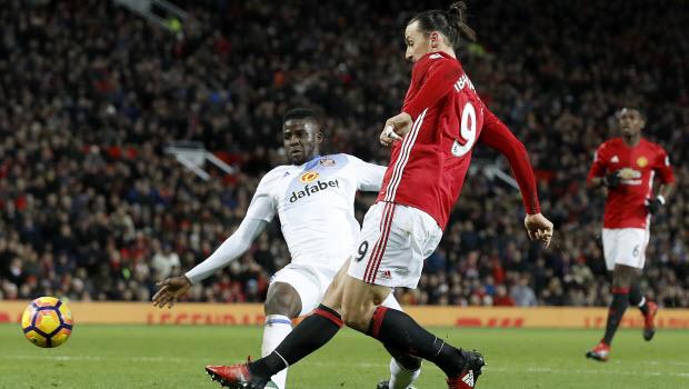 Man United Mourinho expects Zlatan stay