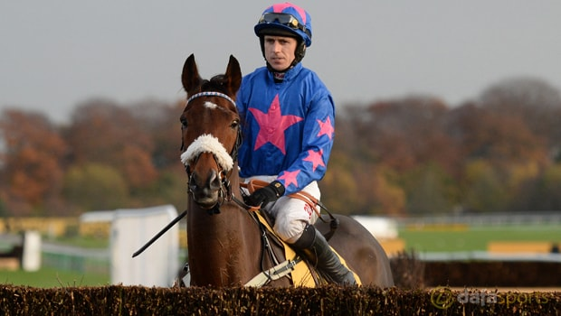 Paddy-Brennan-Cue-Card-Horse-Racing