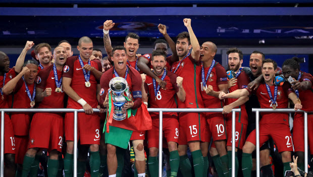 Ronaldo cannot ask for more after perfect year