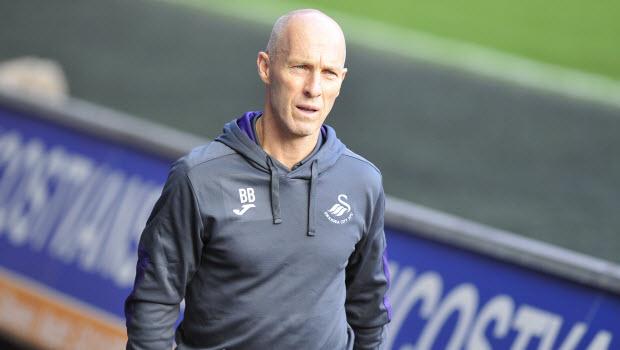 Swansea part company with boss Bradley