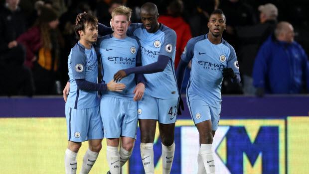 Yaya Toure relishing Man City renaissance