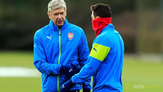 Arsene-Wenger-and-Mesut-Ozil-Arsenal