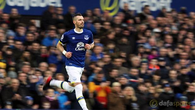 Morgan-Schneiderlin-Everton