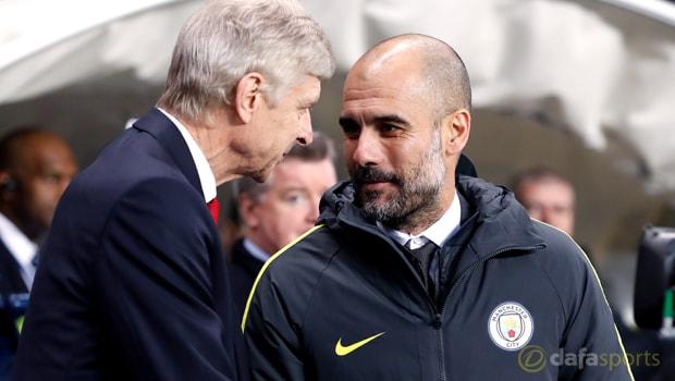 Pep-Guardiola-and-Arsene-Wenger-Man-City