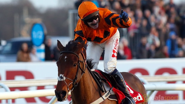 Tom-Scudamore-and-Thistlecrack-Horse-Racing