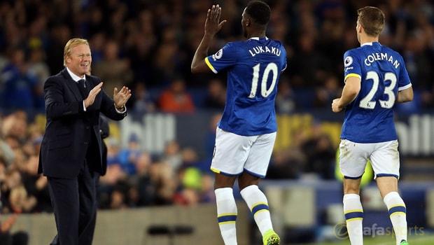 Romelu-Lukaku-and-Ronald-Koeman-Everton
