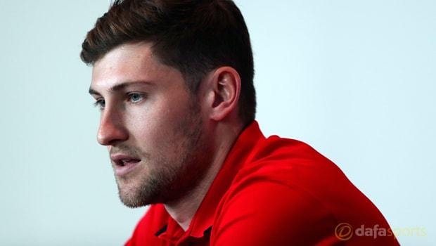 Wales-defender-Ben-Davies