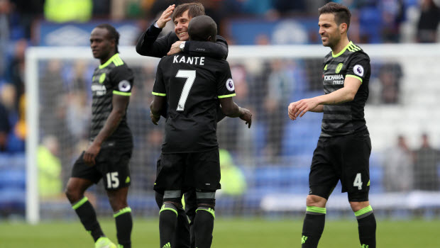 Chelsea boss a 'different person' during games