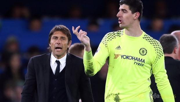 Chelsea-keeper-Thibaut-Courtois