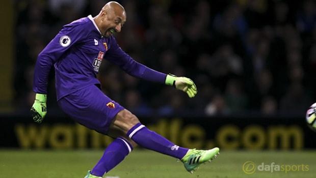 Heurelho-Gomes-Watford-goalkeeper