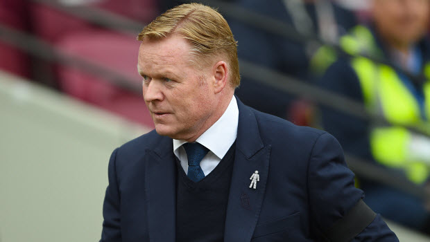 Koeman wants Everton motivate for final flourish