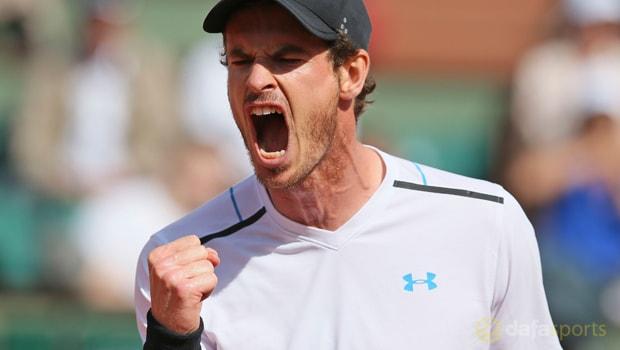 Andy-Murray-vs-Kei-Nishikori-French-Open-quarter-finals