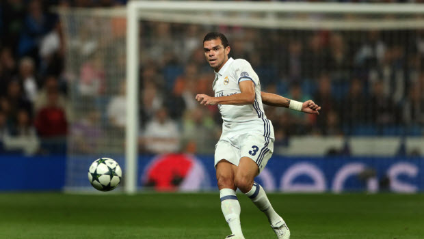 Pepe confirms Real Madrid exit