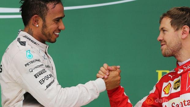 Sebastian-Vettel-and-Lewis-Hamilton-clash