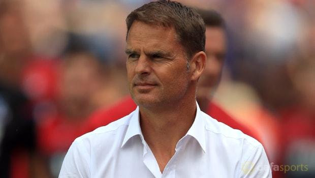 Crystal-Palace-coach-Frank-De-Boer