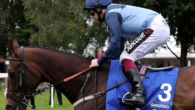 Danzeno-Horse-Racing-Portland-Handicap
