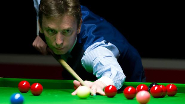 Ken Doherty World Open Qualifiers