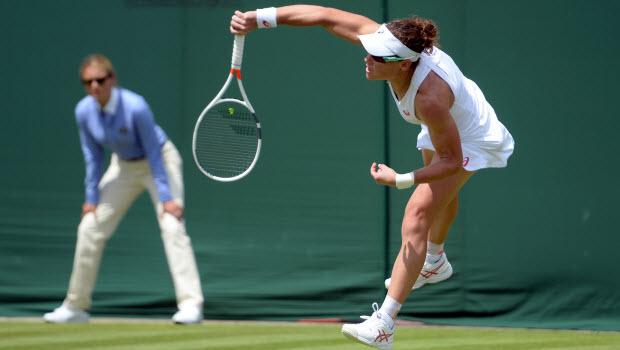 Samantha Stosur Wimbledon 2016