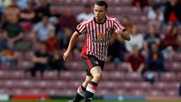 Sunderland midfielder George Honeyman