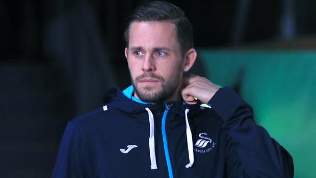 Swansea playmaker Gylfi Sigurdsson
