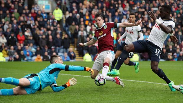 Tottenham Hotspur's Moussa Sissoko - Burnley v Tottenham Hotspur - Premier League
