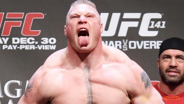 UFC-fighter-Brock-Lesnar