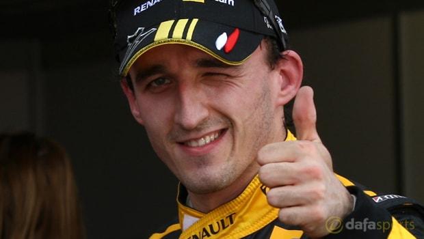 Robert-Kubica-F1